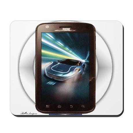 Mobile Phone Mousepad