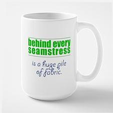 Behind Every Seamstress... Mug