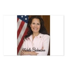 Michele Bachmann Picture Postcards (Package of 8)
