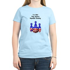 Repeal Bowling? T-Shirt