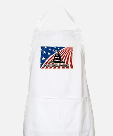 Dont Tread on Me American Fla Apron