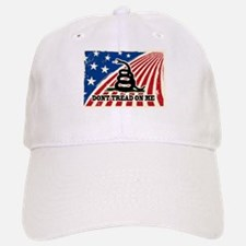 Dont Tread on Me American Fla Baseball Baseball Cap