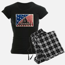 Dont Tread on Me American Fla Pajamas