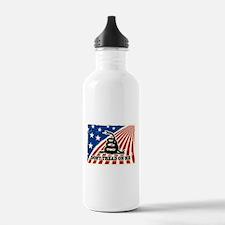 Dont Tread on Me American Fla Water Bottle