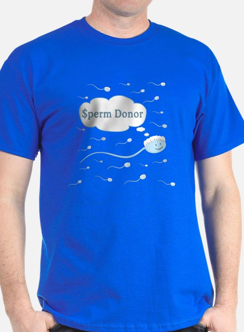 $perm Donor T-Shirt