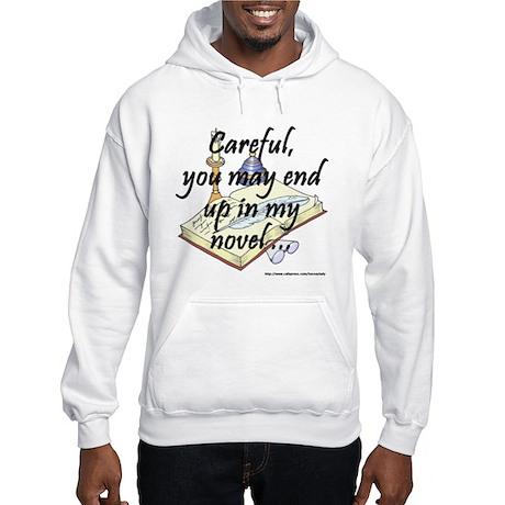 My Novel Hooded Sweatshirt