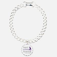 Support Lupus Awareness Bracelet