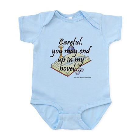 My Novel Infant Bodysuit