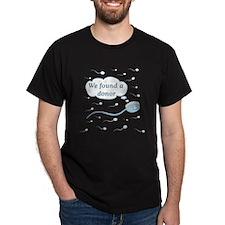 Frozen Donor Found T-Shirt