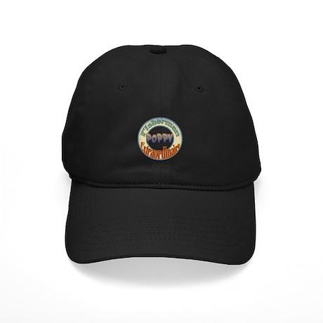 FISHERMAN POPPY Black Cap