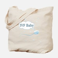 IVF Frozen Sperm Tote Bag
