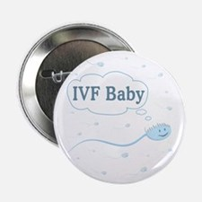 "IVF Frozen Sperm 2.25"" Button"