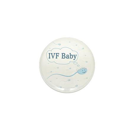 IVF Frozen Sperm Mini Button