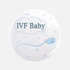 "IVF Frozen Sperm 3.5"" Button"
