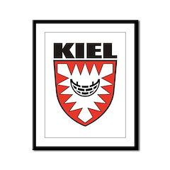 Kiel Framed Panel Print
