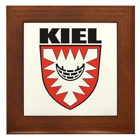 Kiel Framed Tile