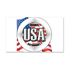 USA Original Car Magnet 20 x 12