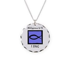 The Christian Singer Necklace