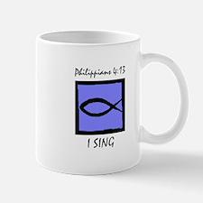 The Christian Singer Mug