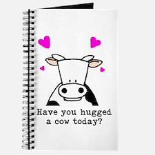 Hug a cow Journal