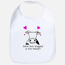 Hug a cow Bib