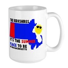 The Berkshires It's the summe Mug