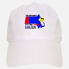 The Berkshires It's the summe Baseball Baseball Cap