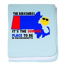 The Berkshires It's the summe baby blanket