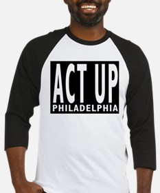 ACT UP Philly Baseball Jersey