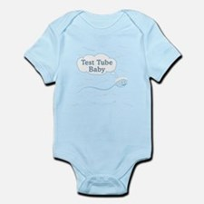 Test Tube Baby Sperm Infant Bodysuit
