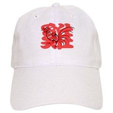 Chinese Rooster Baseball Cap