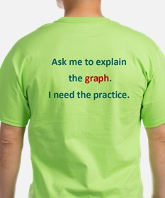 Cool Graph T-Shirt