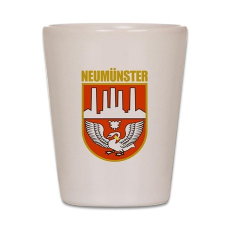 Neumunster Shot Glass