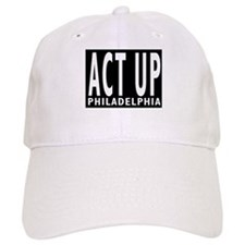 ACT UP Philly Baseball Cap