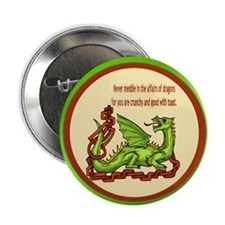 "Dragons 2.25"" Button"
