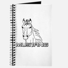 Mustang Horse txt Journal