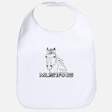 Mustang Horse txt Bib