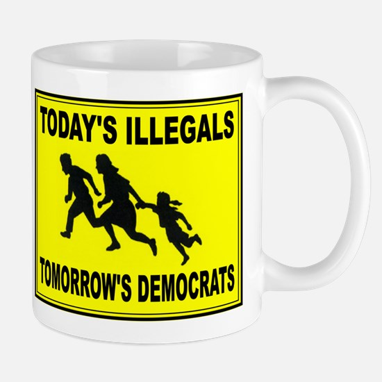 THEY KEEP COMING Mug