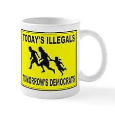 THEY KEEP COMING Small Mug