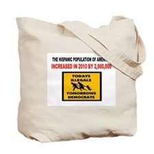 THEY KEEP COMING Tote Bag