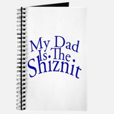 My Dad Is The Shiznit Journal
