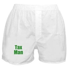 Tax Man Boxer Shorts