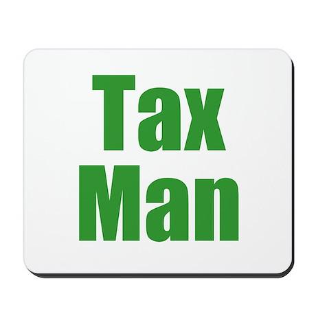 Tax Man Mousepad