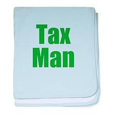 Tax Man baby blanket