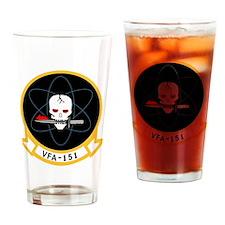 Unique Squadron Drinking Glass