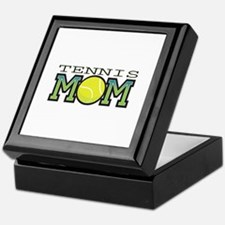 Tennis Mom Keepsake Box