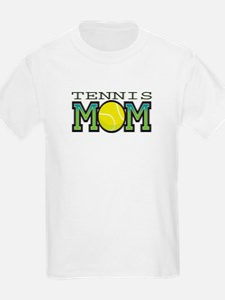 Tennis Mom Kids T-Shirt
