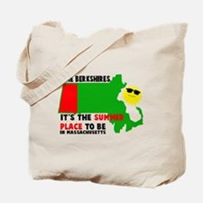 The Berkshires It's the summe Tote Bag