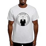 Hacker Mens Light T-shirts