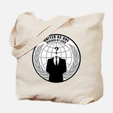 Anonymous Hackers Tote Bag